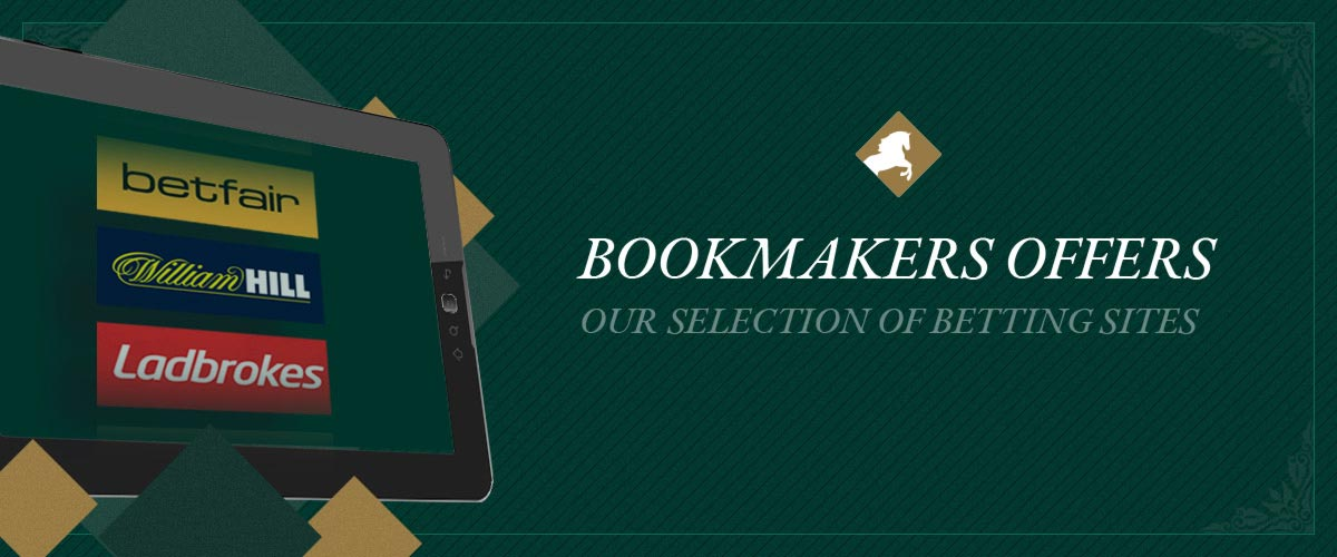 Our selection of betting sites
