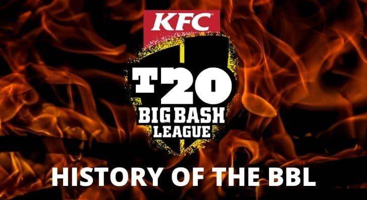 The History of the Big Bash League