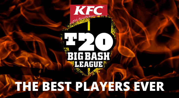 The best players in the Big Bash League