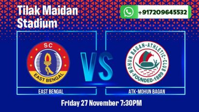 SC East Bengal vs ATK Mohun Bagan betting tips, match odds, and preview.