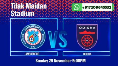 Jamshedpur vs Odisha ISL betting tips with match odds, predictions, preview
