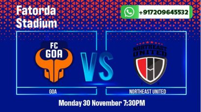 Goa vs NorthEast United Indian Super League betting tips, predictions