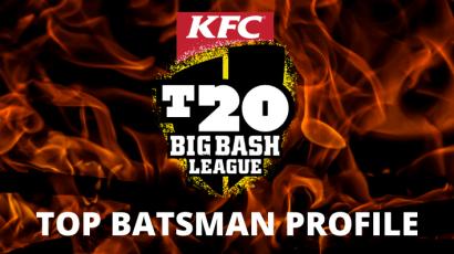 What does a big bash league top batsman look like?
