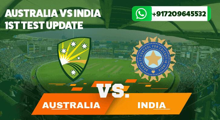 India Tour of Australia First Test Updates & Analysis