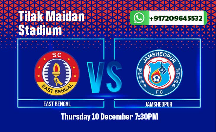 SC East Bengal vs Jamshedpur FC ISL betting tips and predictions