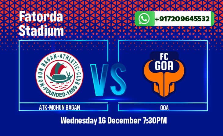 ATK Mohun Bagan vs FC Goa betting tips and predictions