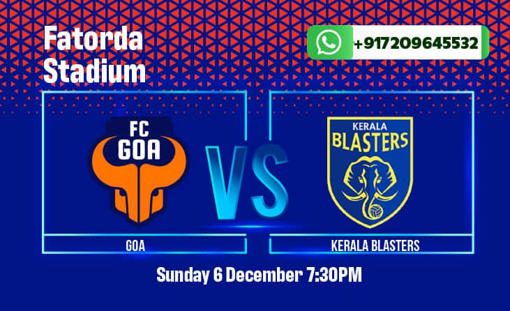 FC Goa vs Kerala Blasters betting tips and predictions