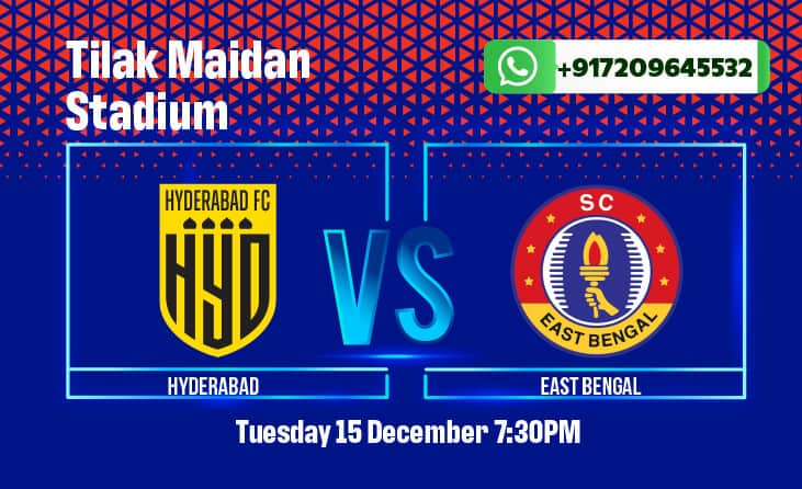 Hyderabad FC vs SC East Bengal betting tips and predictions