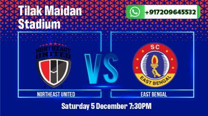 NorthEast United vs SC East Bengal betting tips and predictions ISL