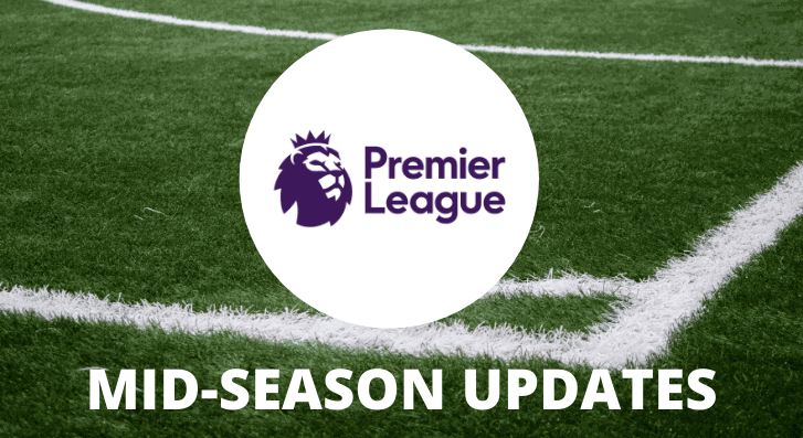 The Best Bets for the 2nd Half of the EPL Season