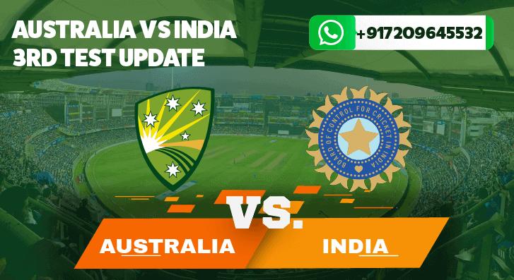 Australia v India Test Series News