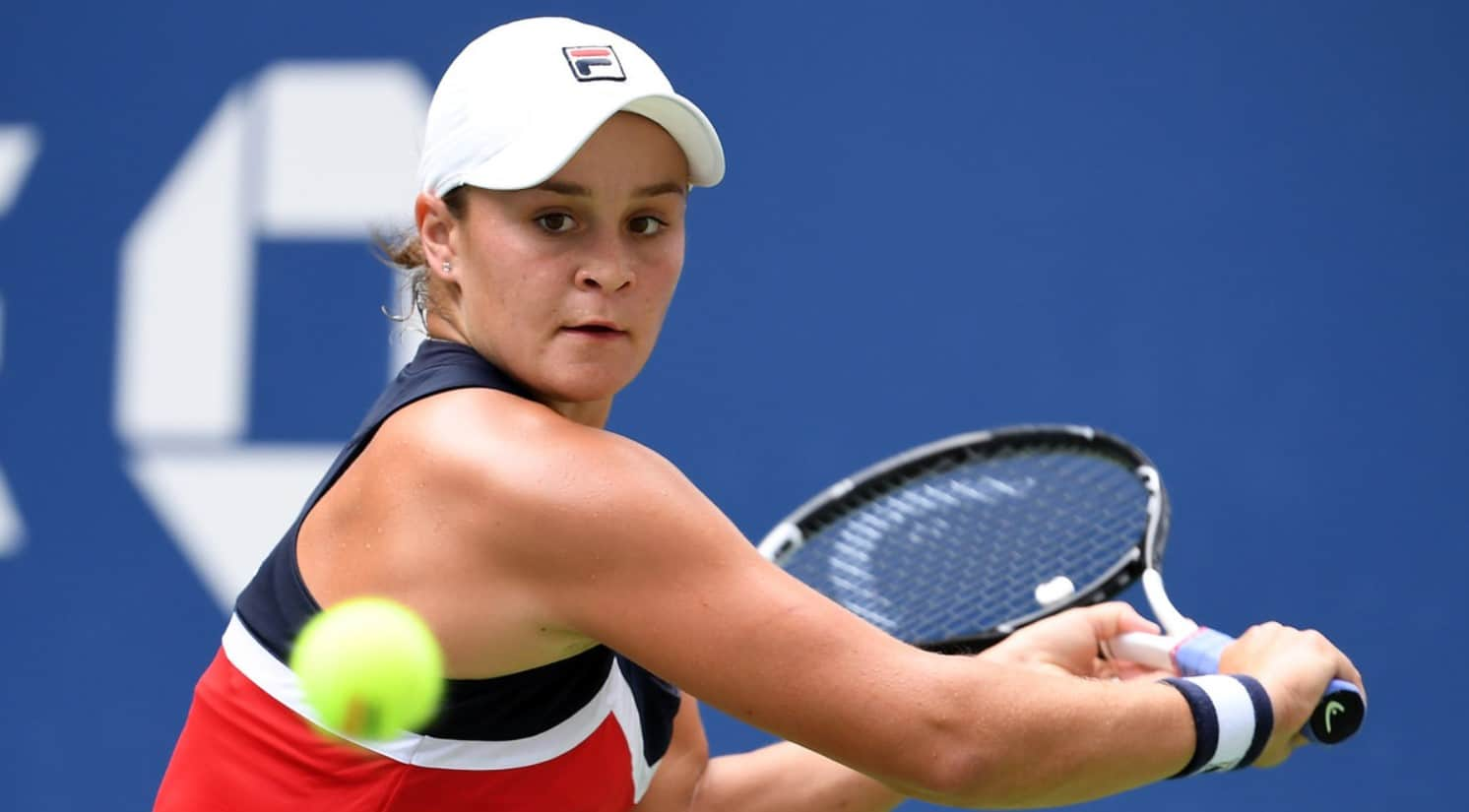 Ashleigh Barty Lost her Opening match in the Adelaide International