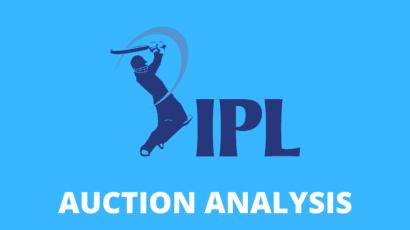 2021 IPL Auction Analysis