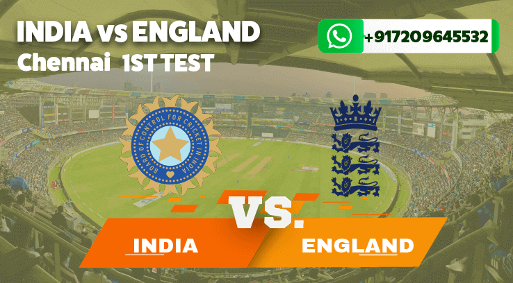 India vs England First Test Betting Tips & Previews