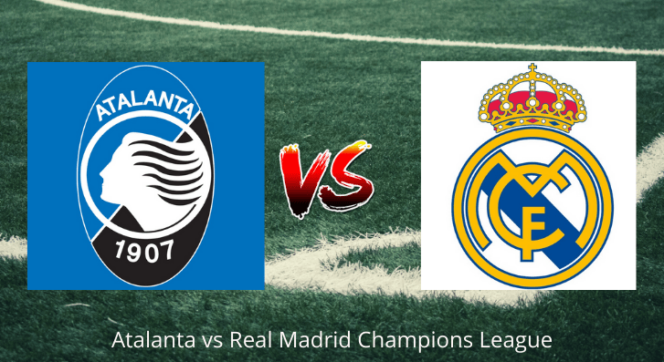 Atalanta vs Real Madrid Champions League Betting Tips