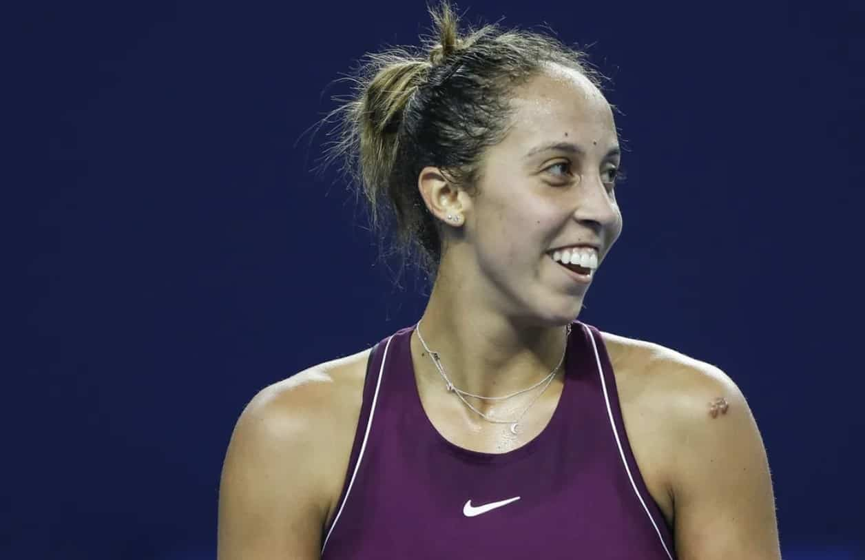 Keys, Gauff reach the second round in the WTA Dubai 2021.