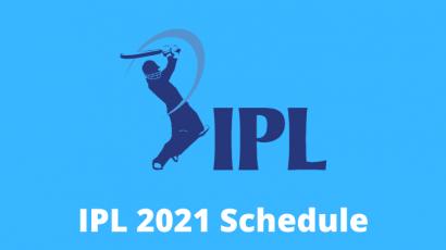 IPl 2021 Schedule Announced, Get full Details here