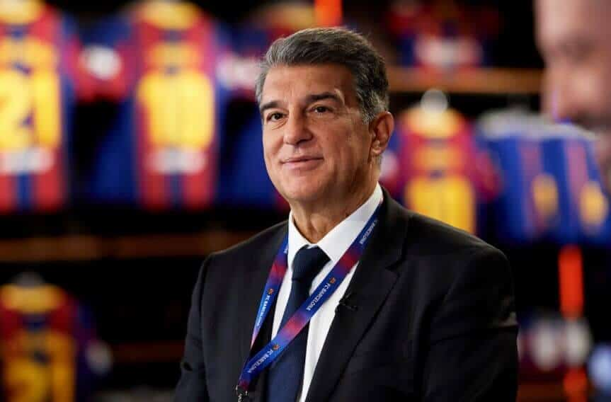 Joan Laporta returns as the president of Barcelona after 11 years