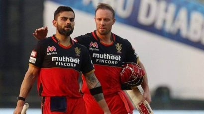 Kohli Back in Training after Series Win over England, Sets Sights on the IPL Title