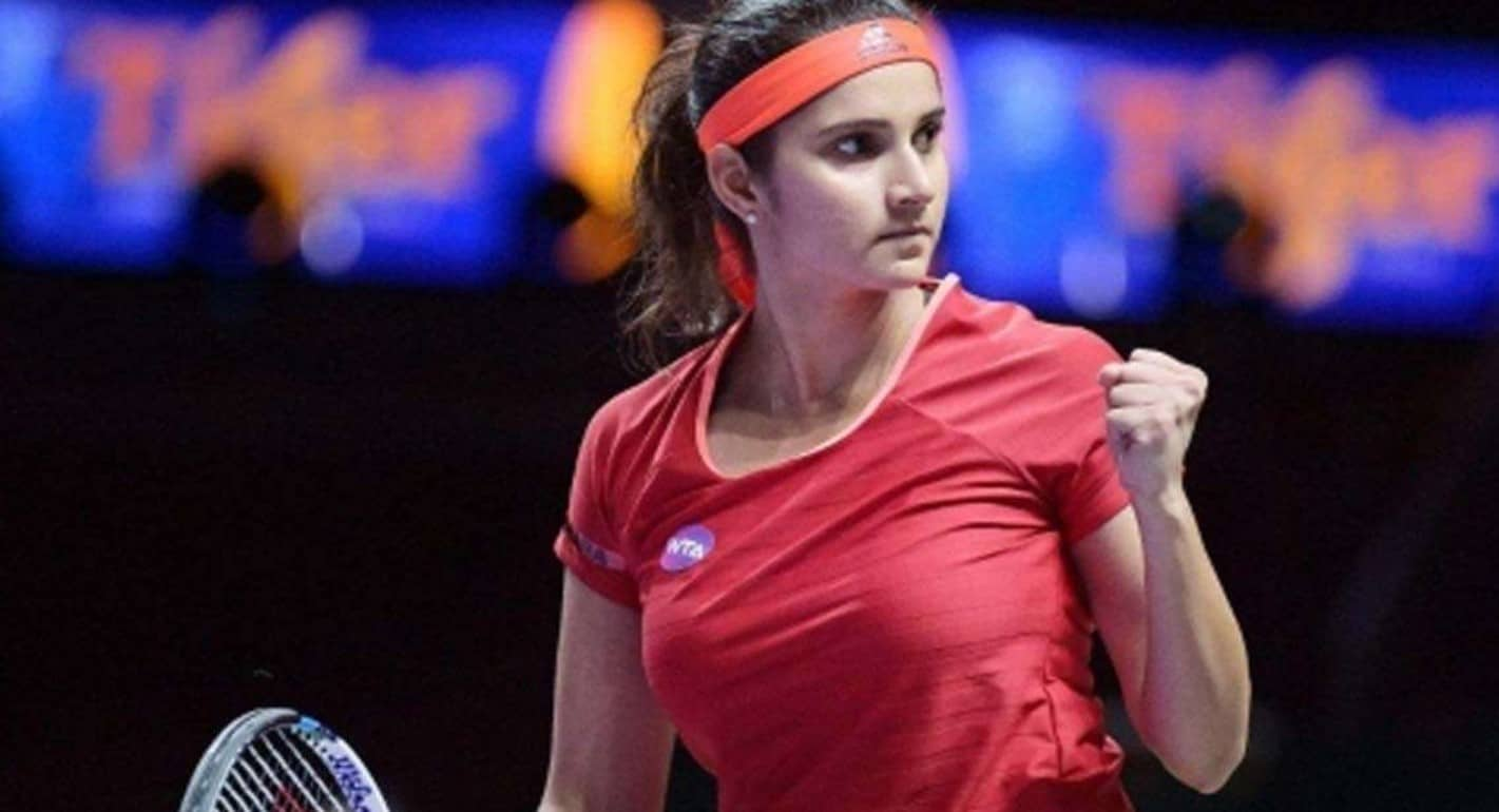 Sania Mirza marked her return to the WTA circuit with a doubles win in the Qatar Open