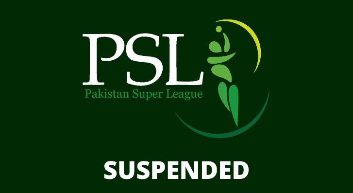 PSL suspended until further notice