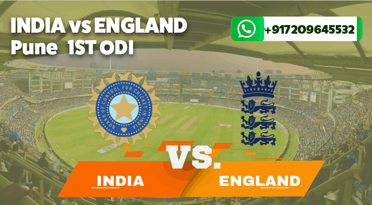 India England First ODI Betting Tips and Predictions