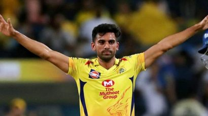 CSK beat PBKS by 6 wickets in the IPL