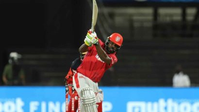 Chris Gayle, along with Nicholas Pooran, has been struggling this season in the IPL.