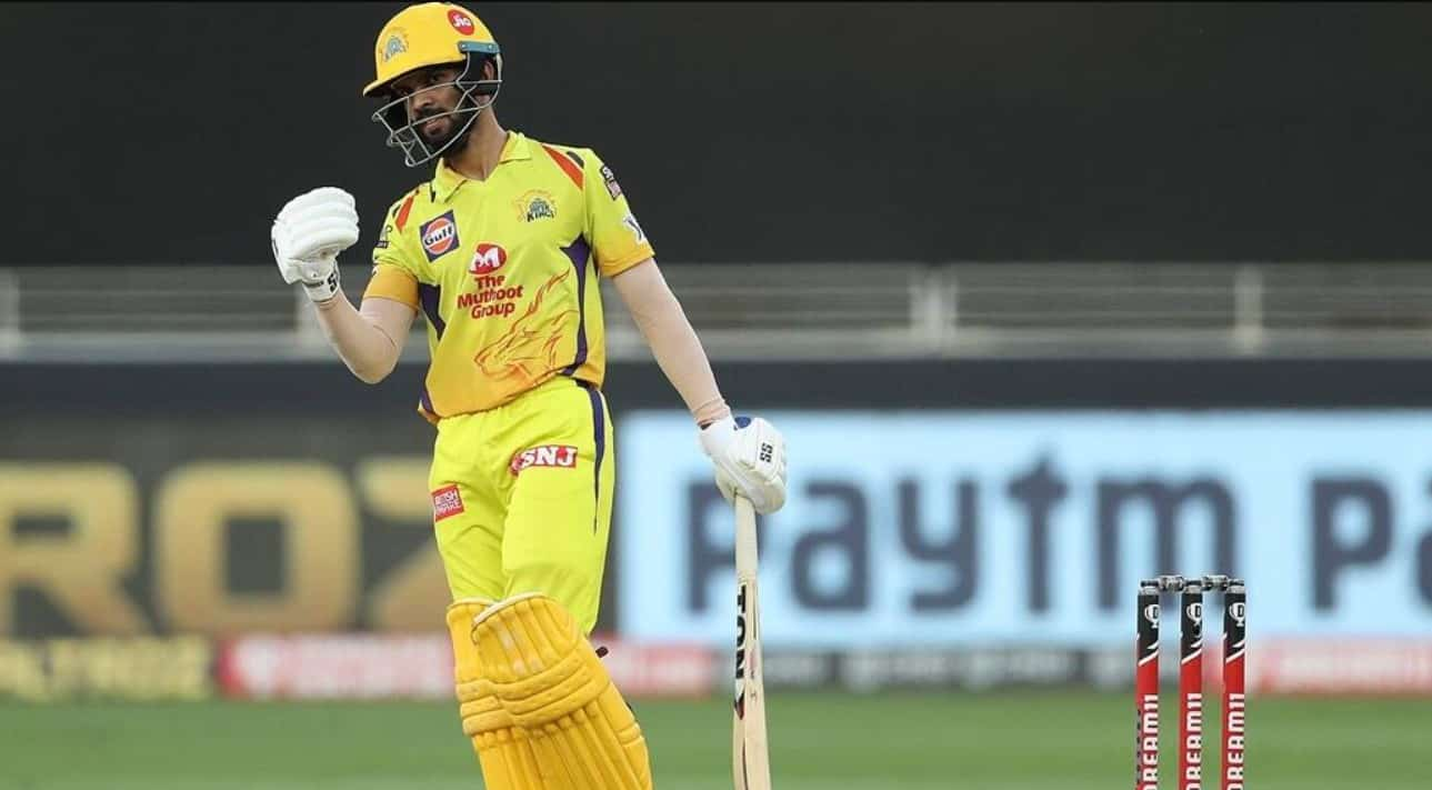 Gaikwad, du Plessis guide CSK to a 7-Wicket Win over SRH