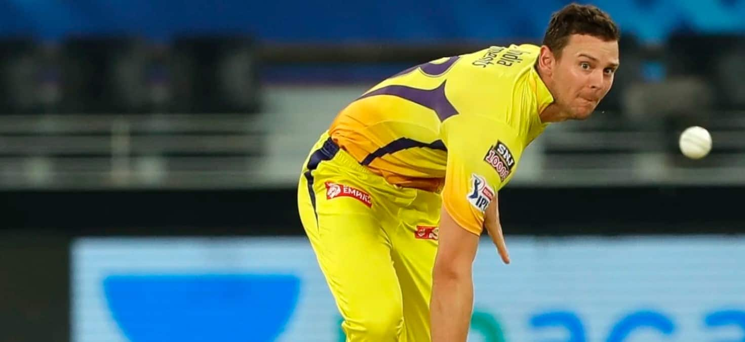 Josh Hazelwood will not be playing in the IPL this season