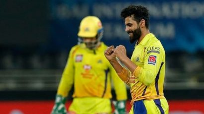 Ravindra Jadeja Starred with the Bat and Ball against RCB as Chennai Beat Bangalore by
