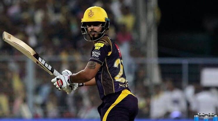 Nitish Rana led Kolkata Knight Riders to a 10 run win over Sunrisers Hyderabad in the IPL 2021