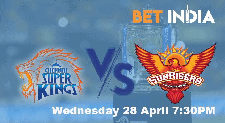 CSK v SRH IPL 2021 Betting Tips and Predictions