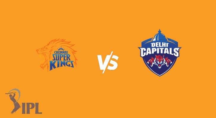 Delhi Capitals v Chennai Super Kings