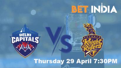 Delhi Capitals vs Kolkata Knight Riders Predictions April 29th 2021