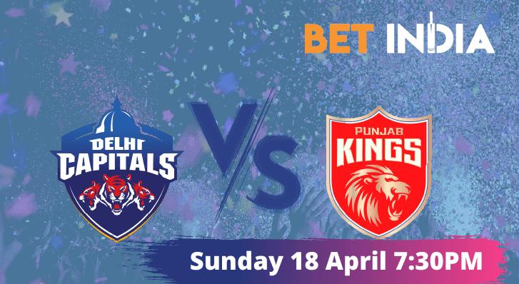 Delhi Capitals vs Punjab Kings Predictions