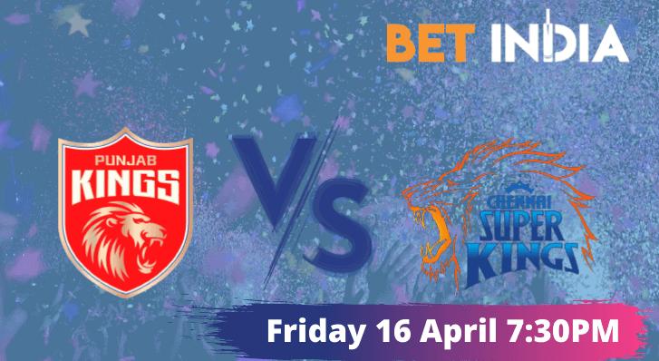Punjab Kings vs Chennai Super Kings IPL 2021 Predictions