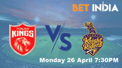 PBKS vs KKR Betting Tips & Predictions IPL 2021