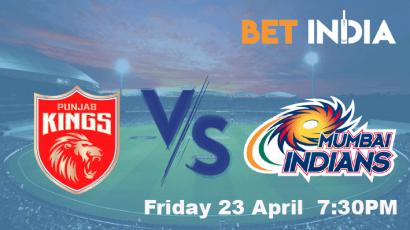 PBKS vs MI Betting Tips & Predictions IPL 2021