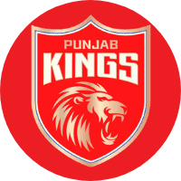 Punjab Kings Team Logo for our IPL match with Sunrisers Hyderabad