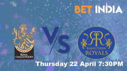 RCB vs RR IPL Betting Tips & Predictions