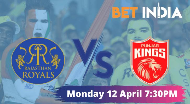 Rajasthan Royals vs Punjab Kings Betting tips & predictions for IPL 2021