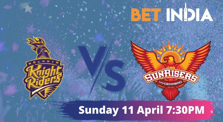 Sunrisers Hyderabad vs Kolkata Knight Riders Predictions