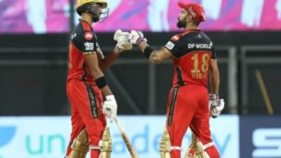 Padikkal and Kohli Guide RCB to a 10-Wicket Win over Rajasthan Royals