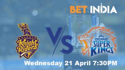 Kolkata Knight Riders vs Chennai Super Kings IPL Betting Tips & Predictions