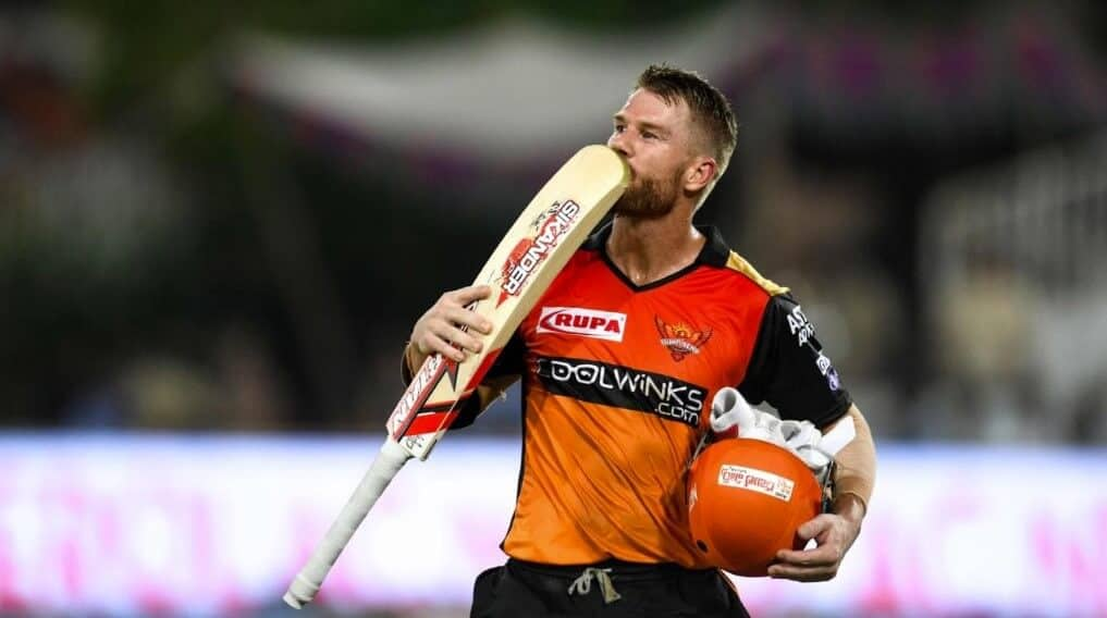 David Warner and Kane Williamson arrived in Chennai to join the SRH camp ahead of the IPL 2021