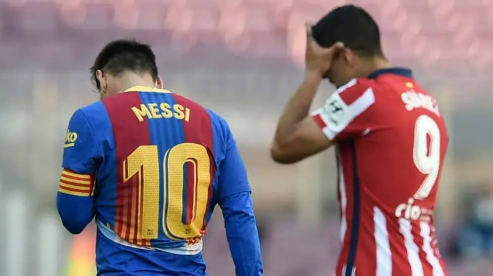 Barcelona, Atletico Madrid, and Real Madrid drew their games in La Liga past weekend to leave the title race wide open.