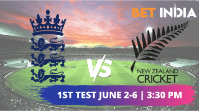 England vs New Zealand First Test Betting Tips and Predictions 2nd - 6th June 2021